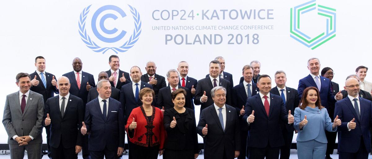 COP 24 inauguración